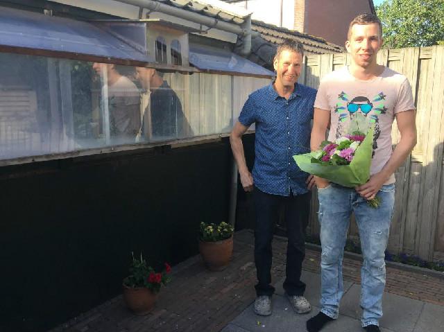 Wim en Ron van Winden, Schipluiden