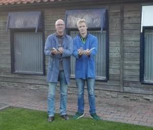 Jan en zijn zoon