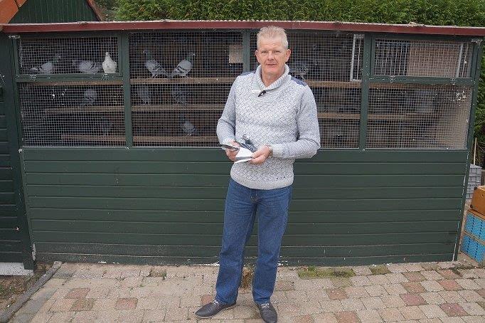 Herman Koopman uit Almere Super Kampioen van Fondclub Gooi en Eemland 2016 (1)