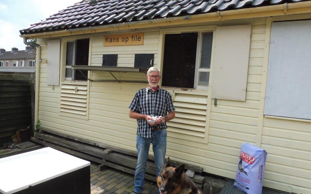 Wim Wittebol, Oosterwolde, wint Dax in sector 4