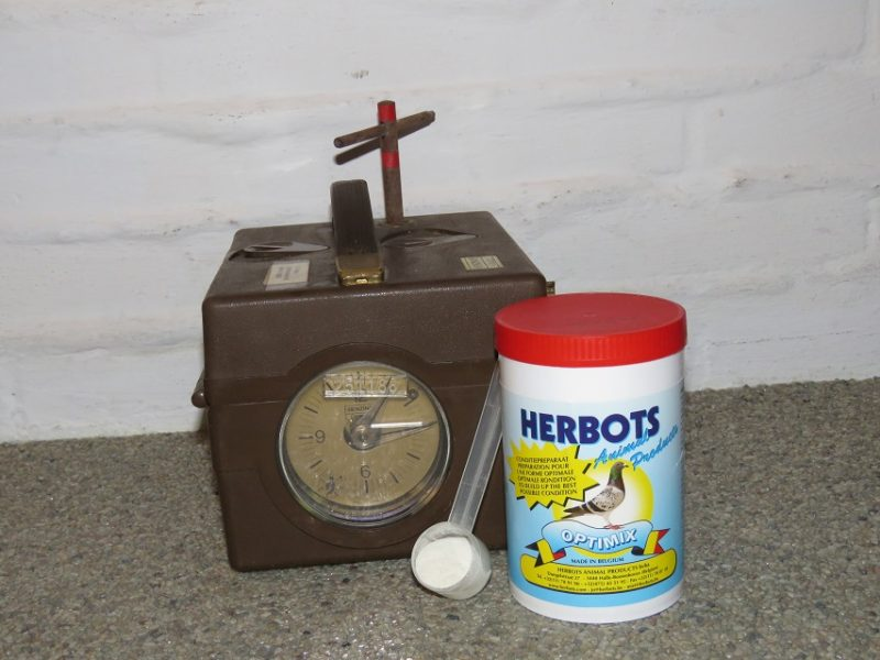 Review Optimix van Herbots
