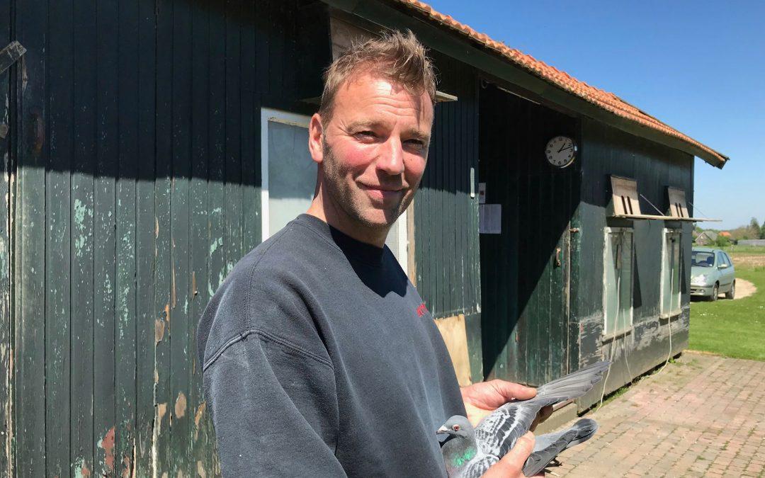 Bernard van der Horst, Groesbeek, Beste Barcelona-duif over 3 jaar (1)