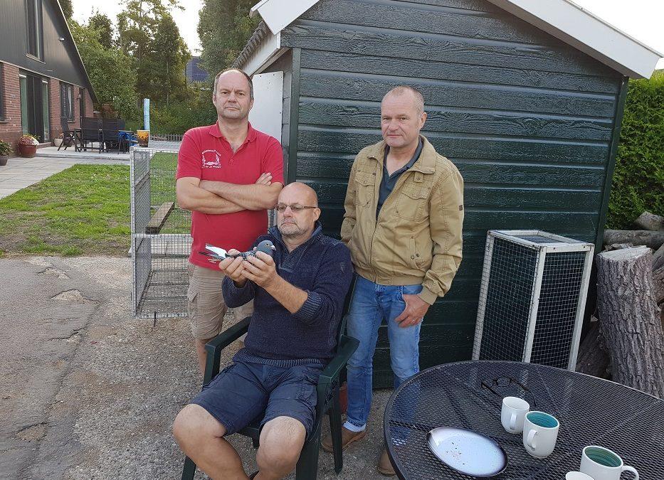 Gebr. Brugemann, Assendelft, winnen nationaal Bergerac