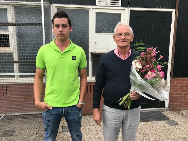 Wim en Mart Derksen, Almelo, 2e Kampioen Ochtendlossing Marathon Noord (deel 1)