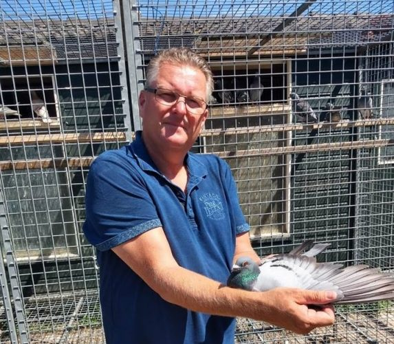 Rob van Moorselaar, Wadenoijen, heeft sterk seizoen 2018 achter de rug