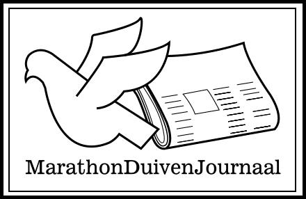 Marathonduivenjournaal Logo