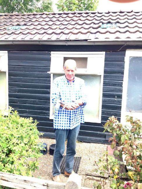 Piet van Straten, Vianen 1e St. Vincent sector III 2015