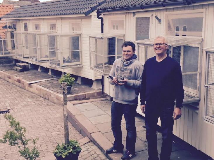 Siem en Karst Kolk, Genemuiden, winnen Aurillac in sector III