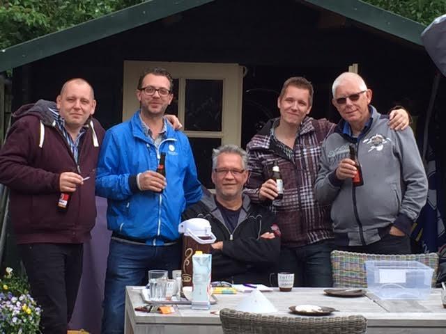Comb. Zwiers-van den Goorbergh, Breda hebben een prachtig seizoen achter de rug (deel 4 en Slot)