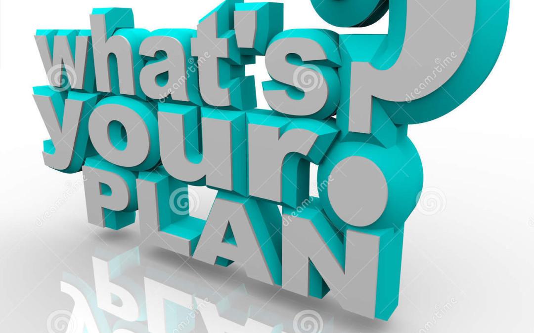 Liefhebbers missen regelmatig een plan (5 en slot)