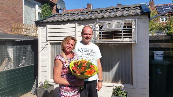 Bas Jansen uit Zutphen winnaar Criterium der Azen en 3e kampioen Middaglossing 2016 (deel 1)