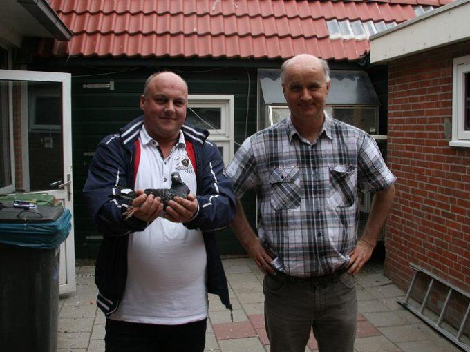 Pieter Woord uit Urk wint Internationaal Pau 2018