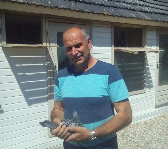 Pierre Wittenberg, Herpen, wint Bergerac in sector 1