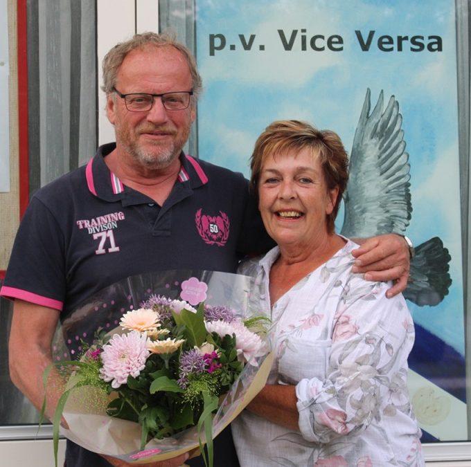Simon Kuipers, Oudega, wint Limoges in Afdeling 11 Friesland (deel 1)