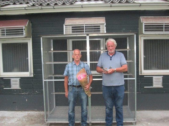 Comb. Hartog, Laren, wint St. Vincent in Fondunie 2000