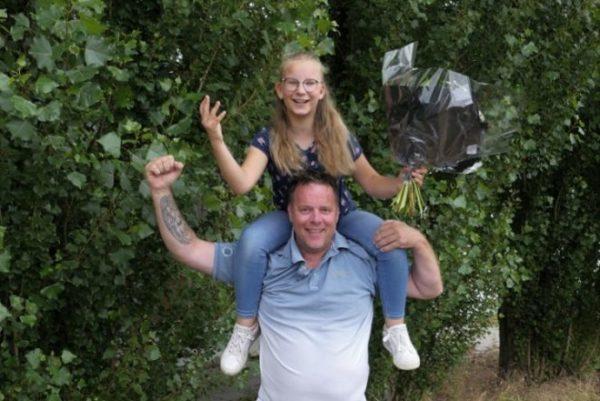 Antony van Dijk, Honselersdijk, Onaang. Kampioen ZLU-vluchten SNZH (2)