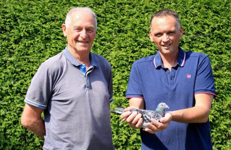 Comb. Ter Beek, Biddinghuizen, wint Bergerac in sector 3