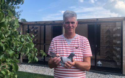 Harold Zwiers, Den Ham, heeft een geweldig seizoen 2020 achter de rug