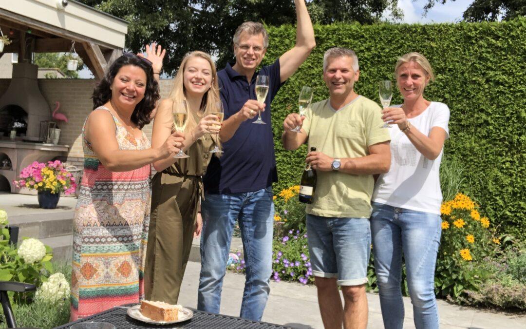 Gerard Schalkwijk, Lopik, wint Perigueux in sector 3 (1)