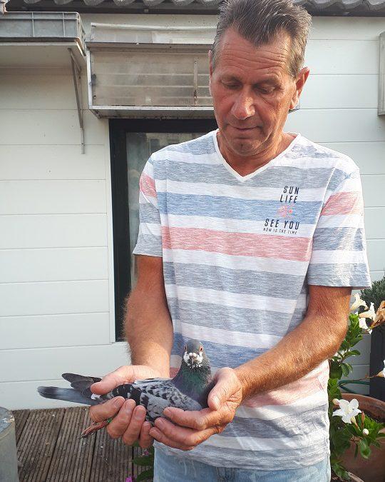 Wim Schaddé van Dooren, Rijsburg, wint Nationaal Bergerac