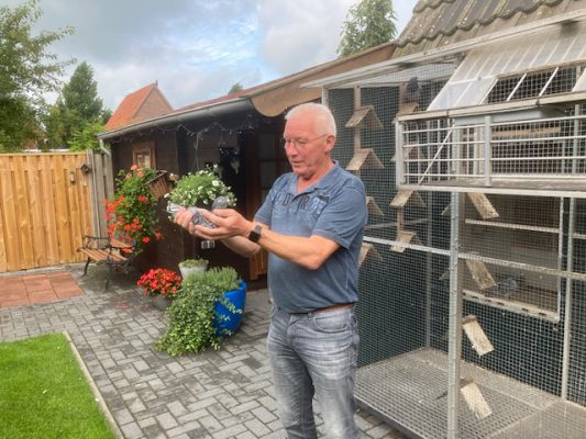 Henk Boertje, Westerhaar, wint Criterium der Azen bij Marathon Noord (1)