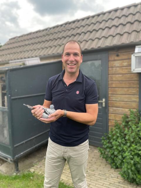 Chris Paauwe, Kruiningen, winnaar Nationaal Dax (1)